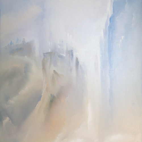 Elysium 2 (80х60) canvas, oil