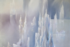 Far beyond (80х80) canvas, oil